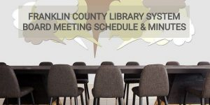 Franklin County Library System Board Information