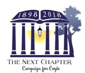 Coyle Free Library Campiagn Logo
