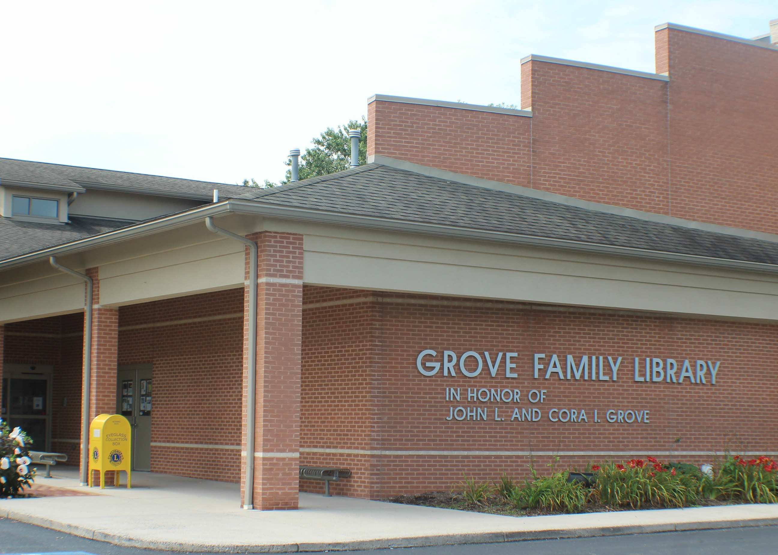 Grove Family Library